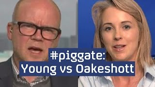 David Cameron allegations: Toby Young vs Isabel Oakeshott