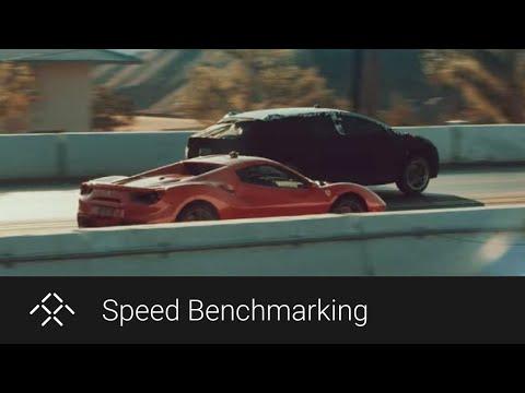 Powertrain Testing: FF Prototype v. Bentley Bentayga, Ferrari 488 GTB, Tesla Model X P100D
