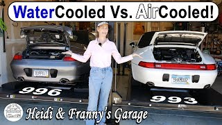 Water Cooled Vs. Air Cooled Engines – With Engine Sound