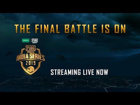 Title- Oppo X PUBG Mobile India Series' 2019 - Grand Finals in Telugu  | 1 Cr. Pool PRIZE