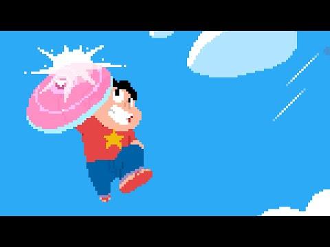 Steven Universe Pixel - New Intro + Ending + Extra (Multi-Language) 8 bit