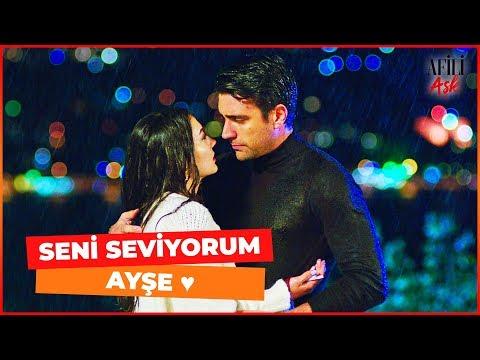 Kerem, Ayşe'ye Aşkını İTİRAF Etti! - Afili Aşk 21. Bölüm (FİNAL SAHNESİ)