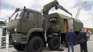 В специальные войска МО РФ поступит новая техника