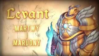Levant - martwy i marudny