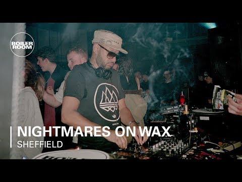Nightmares on Wax Boiler Room Sheffield DJ Set