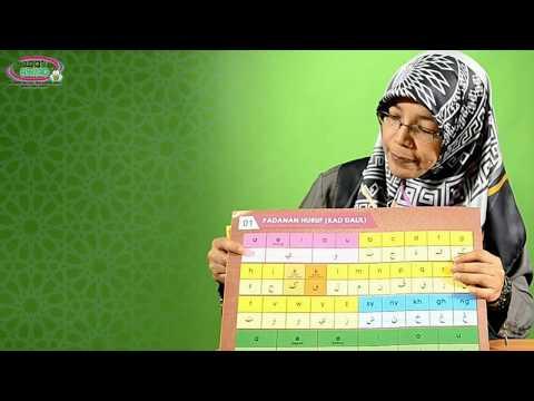 AWJAD - Kaedah Menulis Jawi Dengan Cepat, Tepat dan Ceria!