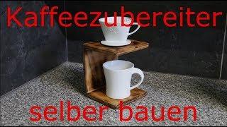 Kaffeezubereiter selber bauen SCHEI.... auf Vollautomat