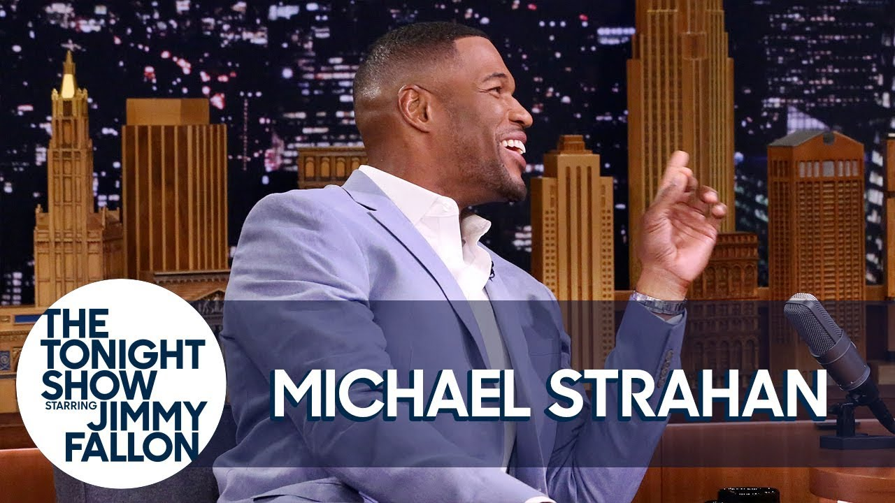 Michael Strahan Went to Harvard Business School