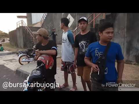 Simple RX-KING Hitam Manis @bursakarbujogja