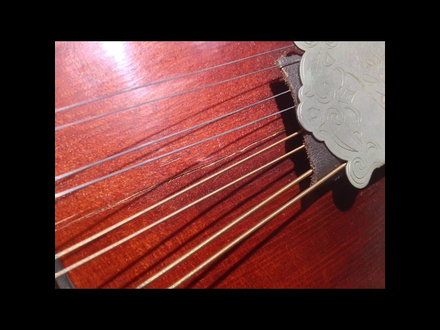 Arpeggio Guitar Repair Shop 1915 Gibson Mandolin Restoration