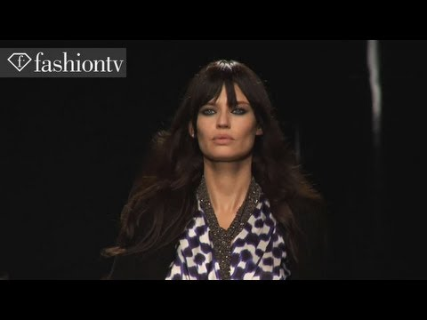 Bianca Balti + Daga Ziober: Top Models at Fashion Week Fall/Winter 2012-13 | FashionTV