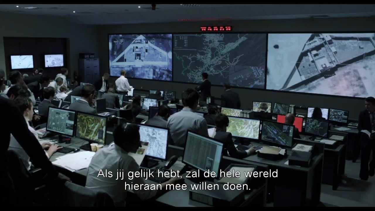 ZERO DARK THIRTY trailer (NL)