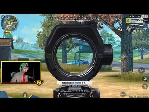 Cross Mapping Kids! (Rules of Survival #81)