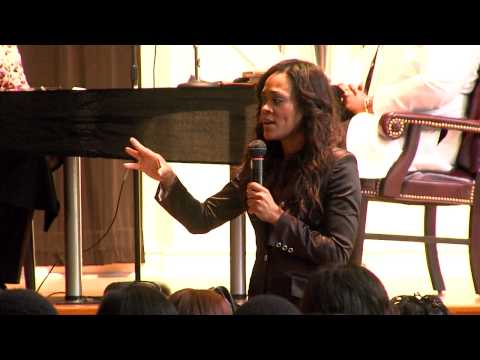 Actress Robin Givens - Artist in Residence