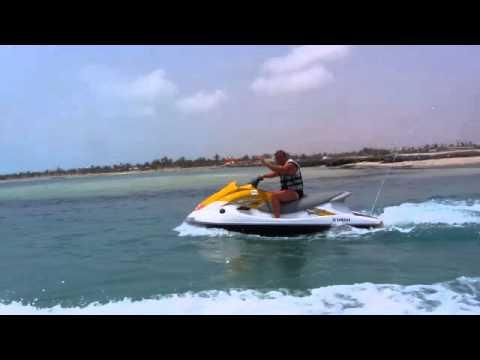 Jet-Ski auf Djerba