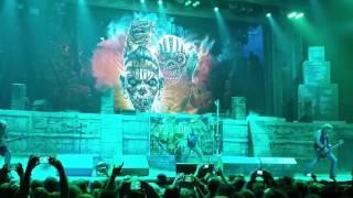 Iron Maiden - The Great Unknown - LIVE 22.04.2017. (@Belgium, Antwerpen - Sportpaleis)