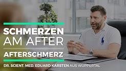 Schmerzen am After | Afterschmerz - Dr. Eduard Karsten