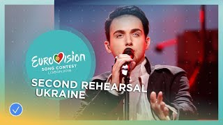 MELOVIN - Under The Ladder - Exclusive Rehearsal Clip - Ukraine - Eurovision 2018