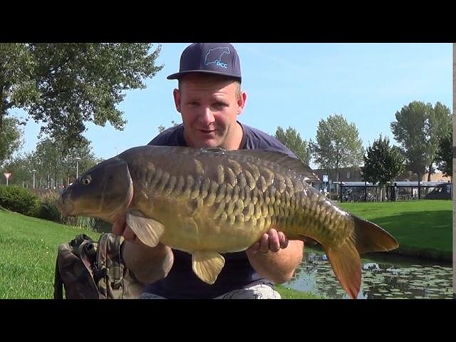 PeppicrewcompanyTV een dagje korst vissen