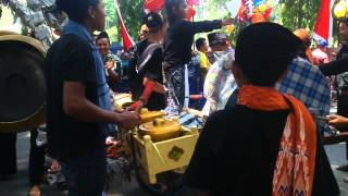 Pawai Budaya Bojonegoro 2014
