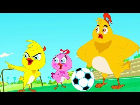 Eena Meena Deeka | Football | Funny Cartoon Compilation | Cartoons for Children