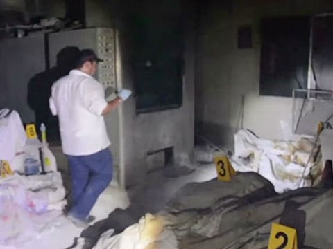 Raw Abandoned Bodies Found At Funeral Home Youtube