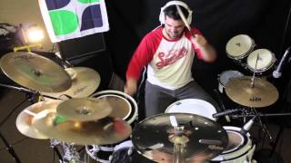 Danny Miami (DMD) - Bad Rabbits - We Can Roll (Drum Cover)