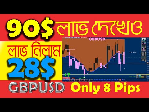 🔴28$-profit-live-forex-trading---95%-accurate-scalpingtrading-system-gbpusd--forex-bangla