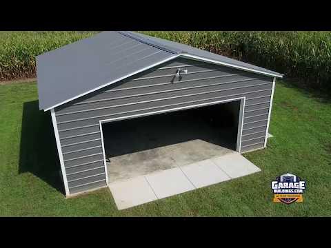 Garage Buildings - Carports, Garages, Barns, Workshops and Metal Sheds