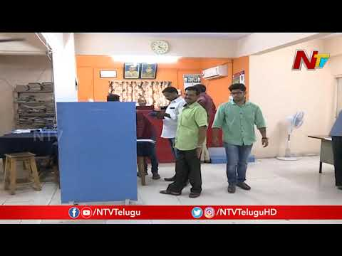No Visitors To Sub-Registrar Offices Due To Lockdown In Telangana || NTV