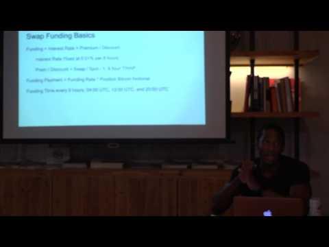 BitMEX Bitcoin Basis and Arbitrage Seminar 29 Jun 2017