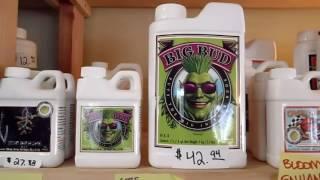 Advanced Nutrients @ Here We Grow   Hadley, MA Hydroponic Store 413 584 FARM