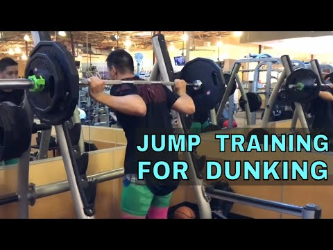 Jump Training For Dunking - Adventures Of Josh, Clay, And Donny (3/22/18)
