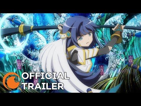 Magia Record: Puella Magi Madoka Magica Side Story Season 2   OFFICIAL TRAILER