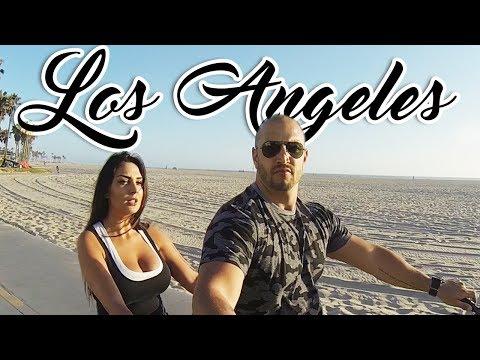 VLOG : TOP 10 DES CHOSES À FAIRE À LOS ANGELES !
