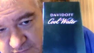 Davidoff Cool Water Cologne (product review in my blue period)