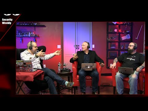 Singapore, Cisco, and Israeli Spyware - Paul's Security Weekly #604