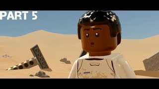 Lego Star Wars The Force Awakens Part 5: Hey! It