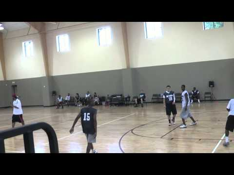 BBC Spring Recruiting Combine 2011; 3-on-33 Part 1