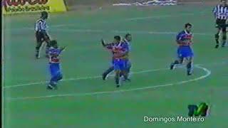 Fortaleza 7 x 2 Ceará (1999)