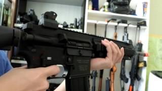 에어소프트 건 비비탄총…