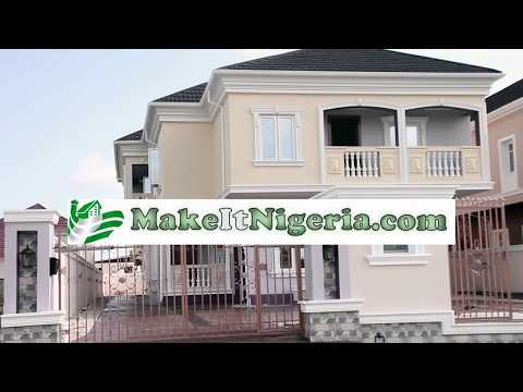 Mansion House For Sale at Mayfair Gardens, Lekki, Lagos, Nigeria | Offered by MakeItNigeria