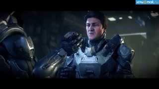 Halo 5 Guardians - все катсцены в одном ролике спойлеры