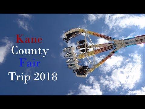 Kane County Fair Trip 2018