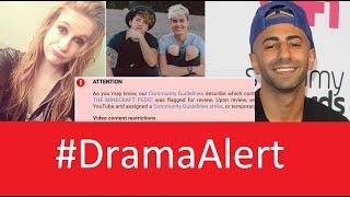 fouseyTUBE Caught! Adam Saleh ATTACKED! #DramaAlert Behzinga STALKED! - EmilyIsPro - KianAndJc