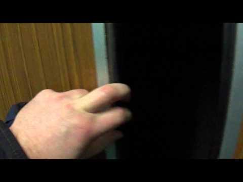 Свободный выход в шахту лифта