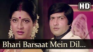 Bhari Barsaat Mein - Oh Bewafa - Anil Dhawan - Nazneen - Yogita Bali - Old Hindi Song