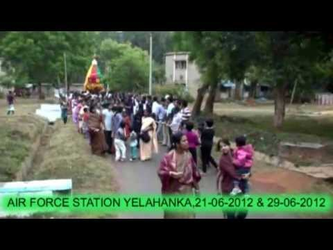 RATH YATRA AT AIR FORCE STATION YELAHANKA,BANGALORE,KARNATAKA,INDIA,(21- 06- 2012)& (29- 06- 2012)
