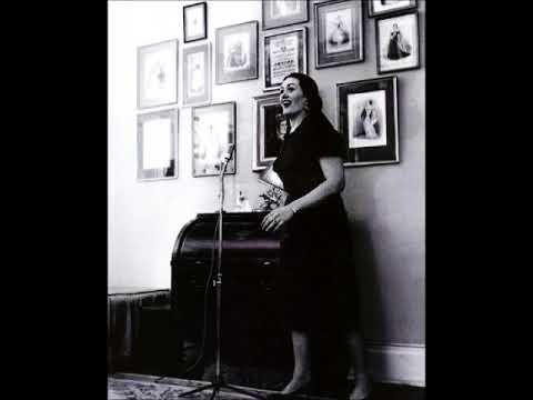 Joan Sutherland - 1959 Live - Tornami a Vagheggiar (Alcina)