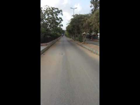 Safari Park Inside & Parking Area (Karachi)